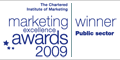 Marketing Excellence Awards 2009 - Winner (Public Sector)